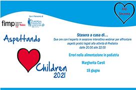 Course Image Aspettando Children 2021 - Errori nell'alimentazione in pediatira
