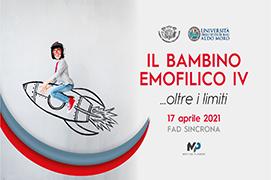 Course Image Il Bambino Emofilico IV...oltre i limiti