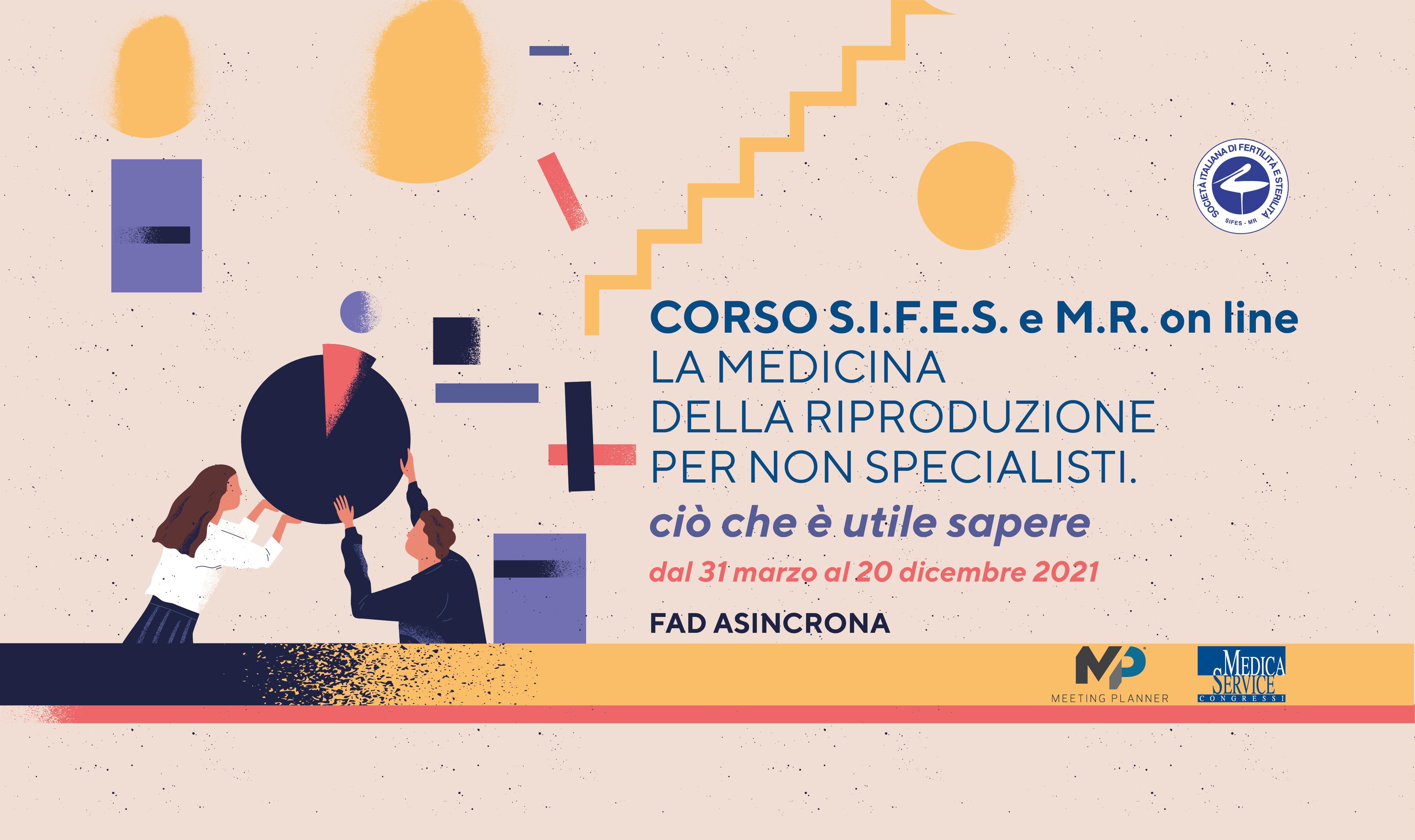 """Course Image Corso S.I.F.E.S. e M.R. Online """"La medicina della riproduzione per non specialisti. Ciò che è utile sapere"""""""
