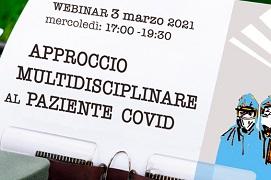 Course Image APPROCCIO MULTIDISCIPLINARE AL PAZIENTE COVID